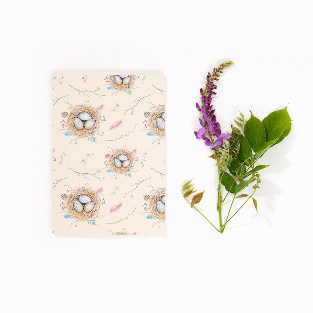 Set de 2 cuadernos Little Birds