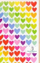 1 hoja Pegatinas pegatinas corazones vienen 84
