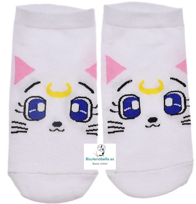 Mini-Calcetines Sailor Moon Preventa