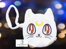 Bolsa pequeña colores a elegir Luna Artemis Sailor Moon Cosplay