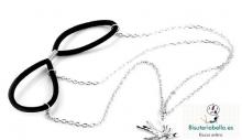 Diadema elastica ajustable tono a elegir,pajarito pequeño