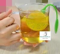 Filtro para infusiones con forma de Limon