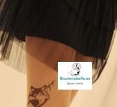 Medias Transparentes efecto Tattoo modelos a elegir