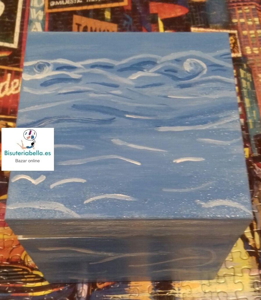 Caja madera completamente personalizable