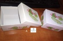 Cajas Medianas decoradas para Regalo