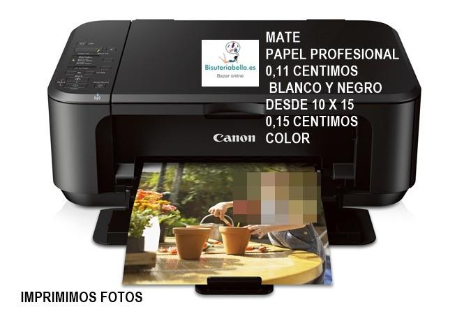 Imprimir Fotos calidad Color