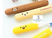 Porta cepillos-dientes Rilakkuma diferentes a elegir
