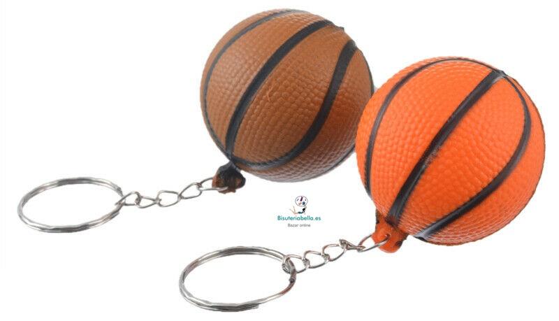 Llaveros Balon de Baloncesto a elegir
