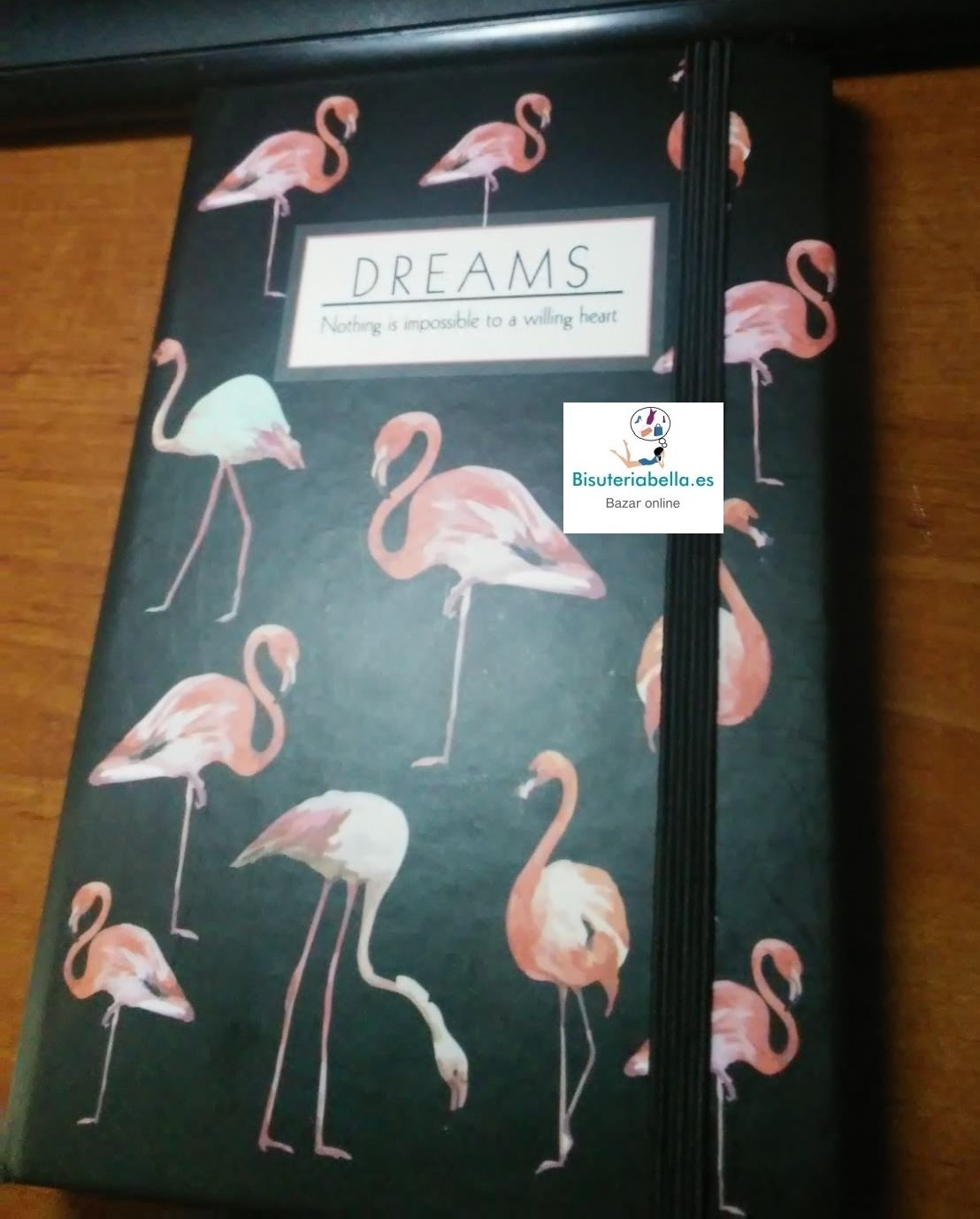Mini-Libretas flamencos''Dreams'' a elegir