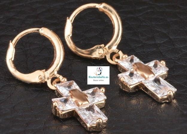 Aros de Pendientes pequeños  en Cruces