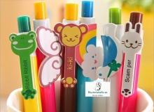 6 Boligrafos a elegir Kawaii Cute diferentes