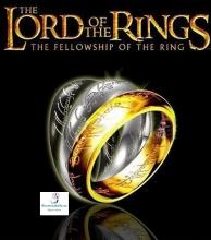 Réplica anillo el señor de los anillos tonos a elegir