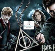 Colgante simbolo Harry Potter Reliquias de la muerte