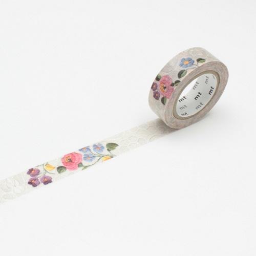 MT Masking Tape Lace Kalocsa