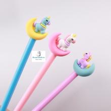 Boligrafos Unicornios en Luna Kawaii colores a elegir