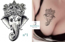 Tatuajes negros para tu cuerpo a elegir