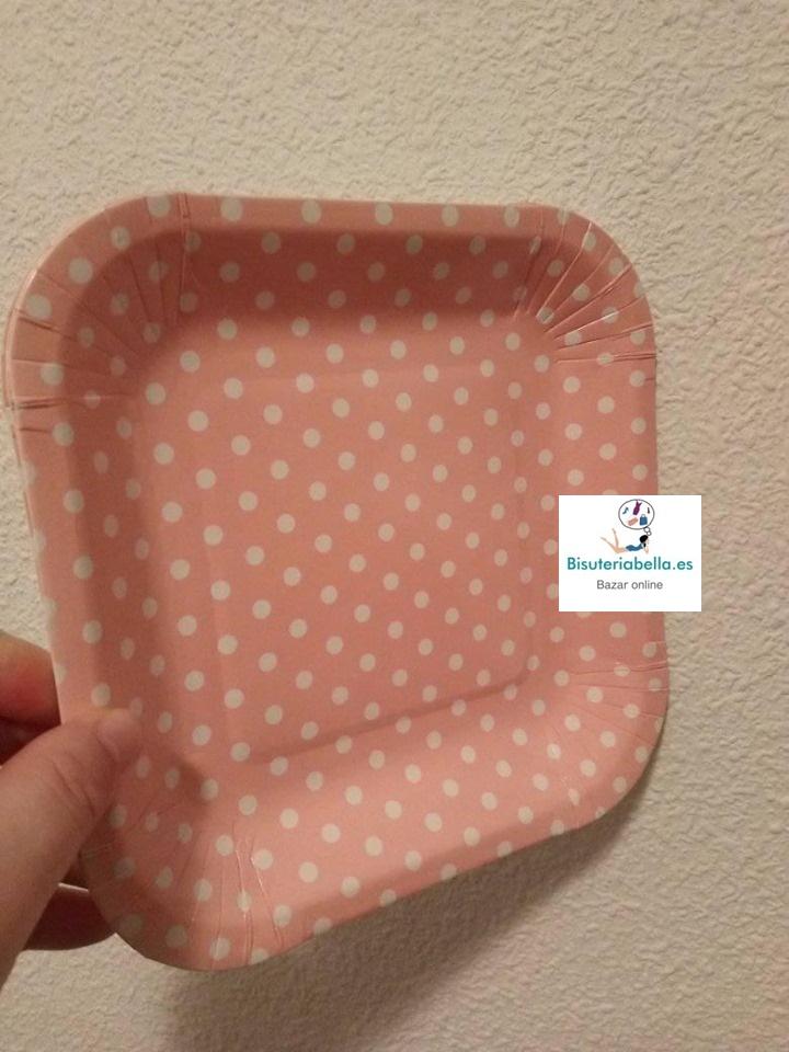 Pack 3 Bandejas de carton medianas  topitos