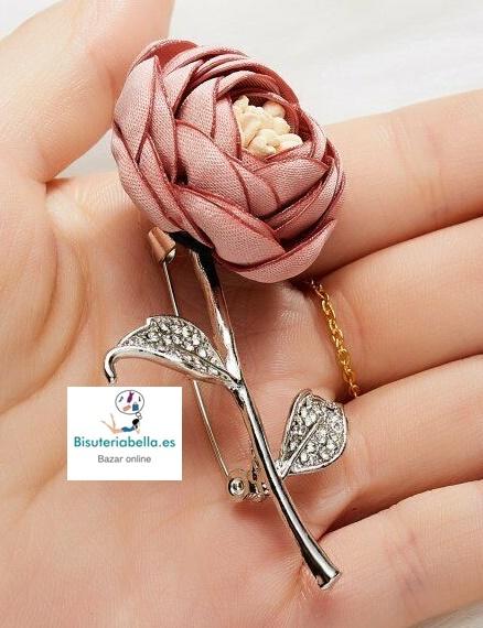 Broche para bodas y eventos floral