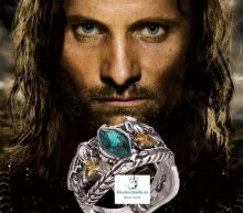 Replica Anillo Barahir Aragorn Señor de los Anillos