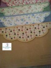 Carpetas Finas Florales Kawaii, efecto sobre tamaño folio